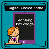 Digital Choice Board| Pic Collage App