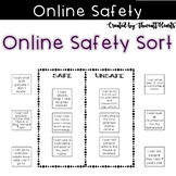 Online Safety Digital Footprint Sort