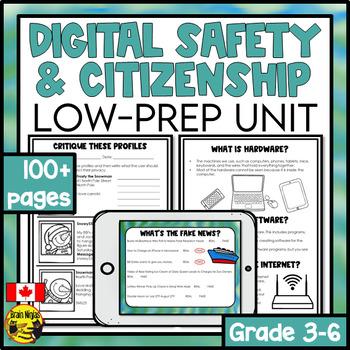 Digital Safety & Citizenship Unit