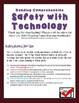 Digital Safety Reading Comprehension