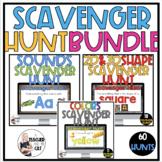 Digital Scavenger Hunts Bundle