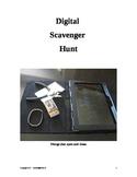 Digital Scavenger Hunts-Higher Level Thinking Skills - Lesson Plan
