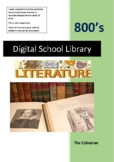 Digital School Library - 800's - Literature / Distance Learning