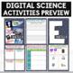 Digital Science Activities Energy Transformations Digital Resources