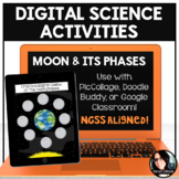 Digital Science Activities Moon and its Phases Digital Res