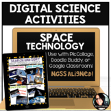 FREE Digital Science Activities Space Technology Digital R