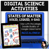 Digital Science Activities States of Matter Digital Resour
