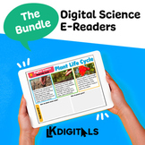 Digital Science E-Readers Bundle | Distance Learning