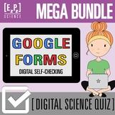 Digital Science Quiz Mega Bundle- Distance Learning