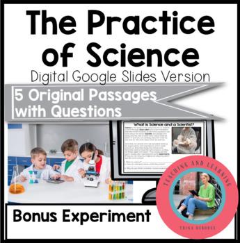 Digital Science: The Practice of Science On Google Slides