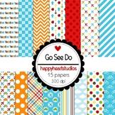 Digital Scrapbooking GoSeeDo - Vacation