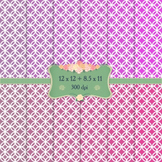 Digital Scrapbooking Paper 12 X 12 8 5 X 11 Embellishment Event Pack Celebrate