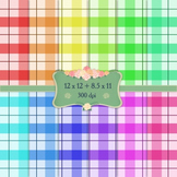 Digital Scrapbooking Paper Background Irish Greeting Jpeg