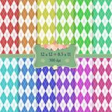 Digital Scrapbooking Paper Kit Celebration Sheet Backdrop Clipart Abstract Dot