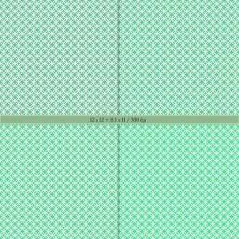 Digital Scrapbooking Paper Piecing Jpeg Clip Decoration Geometric Template Dot