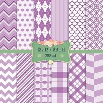 Digital Scrapbooking Paper Scrapbook Dot Happy Diagonal Ba
