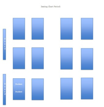 Seating Chart Templates: Three Easy Organizers for Classroom Management