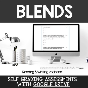 Digital Self Grading Blends Assessments for Google Drive