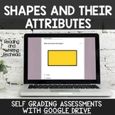 Digital Self Grading Shapes and their Attributes Assessmen