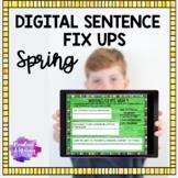 Digital Sentence Fix Ups (SPRING) for Google Drive