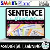 Digital Sentence Structure Unit: Simple, Compound, Complex