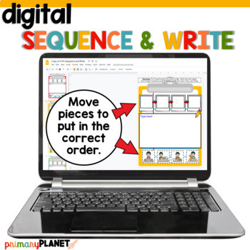 Digital Sequence and Write for Google Drive/Microsoft One Drive: 4 Pictures ver