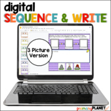 Digital Sequencing Stories Sequence and Write for Google Drive