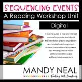 Digital Sequencing Events Reading Workshop Unit | Distance