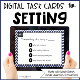 Digital Setting Task Cards