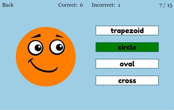 Digital Shapes Flashcards and Quiz