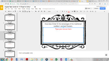 Digital Short Story Task Cards Bundle (Google Drive Edition)