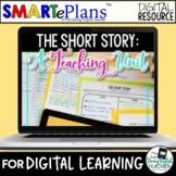 Digital Short Story Teaching Unit for Any Short Story - Re