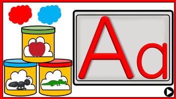 Alphabet Interactive Game