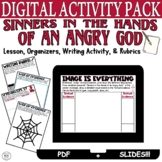 Digital Sinners in the Hands of an Angry God Edwards High School American Lit