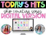 Digital Skip Counting Songs