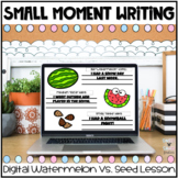 Digital Small Moment Writing