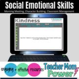 Digital Social & Emotional Skills and Character Building A
