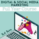 Digital & Social Media Marketing Full-Year Course