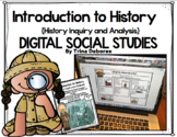 Introduction to History: Paperless Digital Social Studies