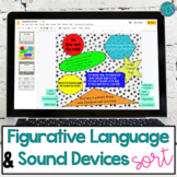 Figurative Language Digital Sort - Sound Devices Digital Sort