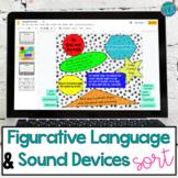 Figurative Language Digital Sort - Sound Devices Digital Sort