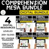Digital Special Education Comprehension MEGA Bundle for th