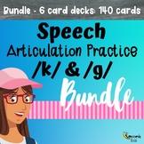 Digital Speech Articulation Bundle K & G