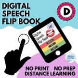 Digital Speech Flip Book /d/