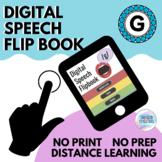 Digital Speech Flip Book /g/