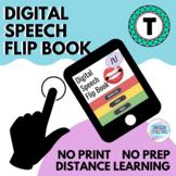 Digital Speech Flip Book /t/