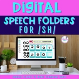 Digital Speech Folder for /SH/