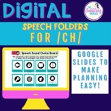 Digital Speech Folder for /ch/