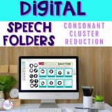 Digital Speech Folders Cluster Reduction - Distance Learni