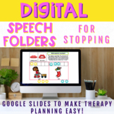 Digital Speech Folders Stopping Minimal Pairs Activities